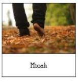 Micah Nov. 11, 2018