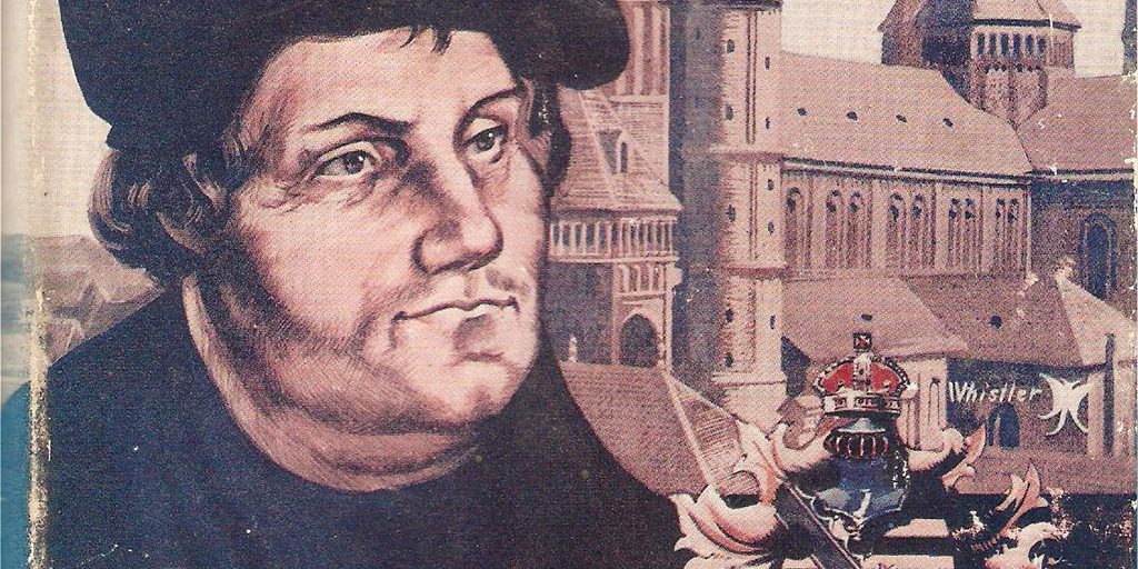 Luther book cover