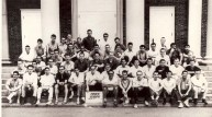 David Crozier, 8th from left