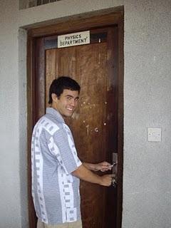 2009-africa-joe-at-physics-dept-full-door
