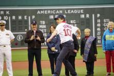 Red Sox First Pitch