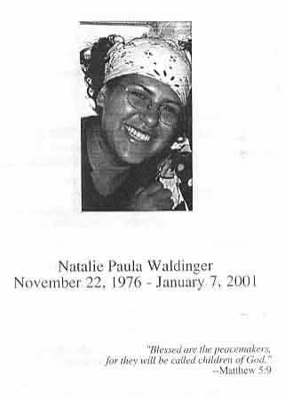 Natalie Waldinger