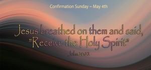 GRAPHIC -Confirmation Sunday