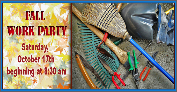 Fall Work Party 2015 POST