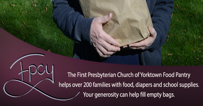 Want to Learn More about the FPCY Food Pantry First Presbyterian