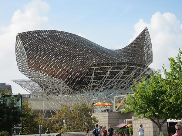 Lush Modern Architecture Photography Great Reason to Visit Spain