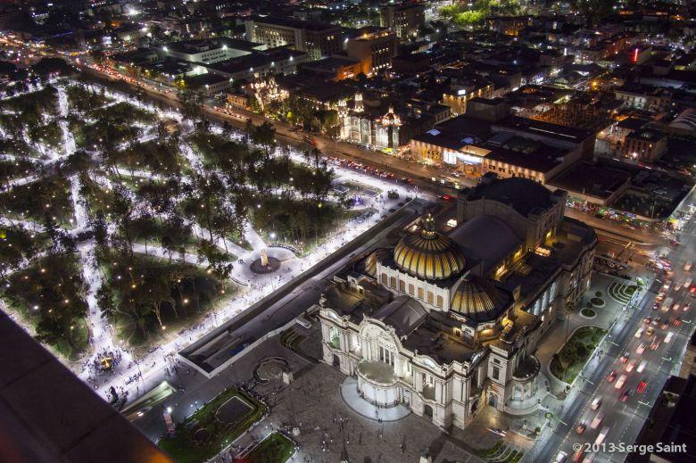 Mexico rationalise pour devenir intelligente