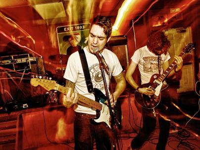 brian rozman photo of Johnny Ill Band