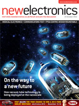 New Electronics - October 2012