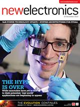 New Electronics, December 10, 2013