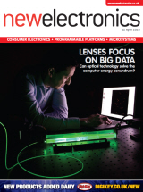 New Electronics - April 2016