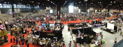 Panoramic from above