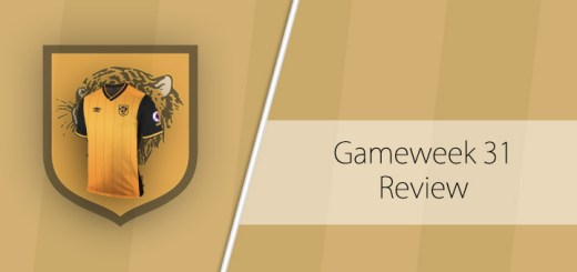 Gameweek 31 Review