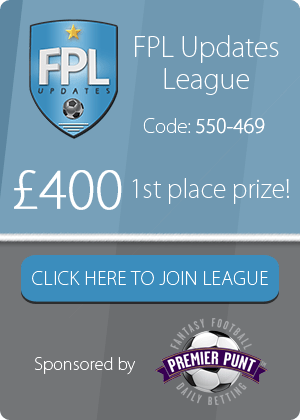 Click here to join our FREE to enter league!