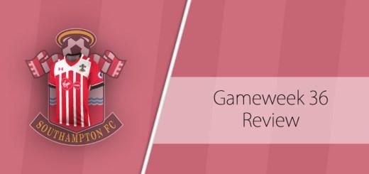 FPL Gameweek 36 Review