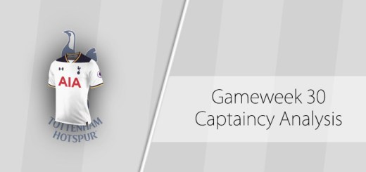 Gameweek 30 Captaincy Analysis