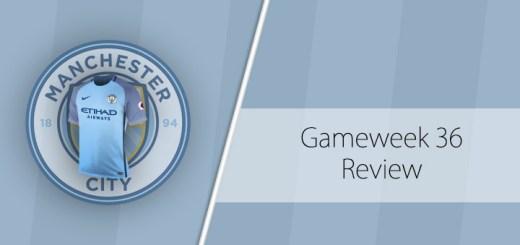 Gameweek 36 Review