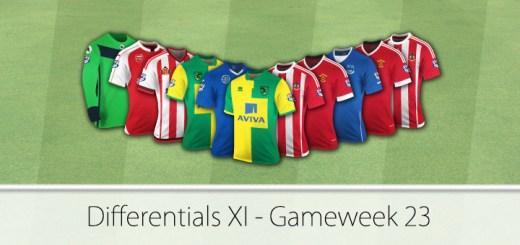 FPL Differentials XI Gameweek 23