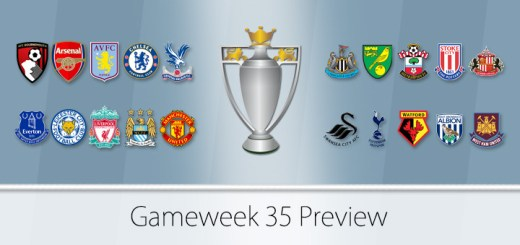 FPL Gameweek 35 Preview