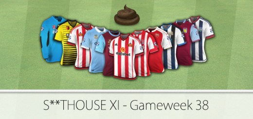 S**THOUSE XI – Gameweek 38 FPL Tips – Fantasy Premier League Tips