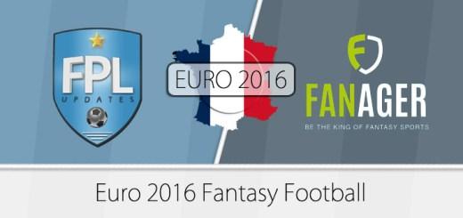 Euro 2016 Fantasy Football - Football Fanager