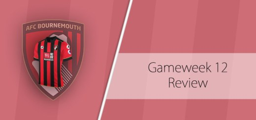 FPL Gameweek 12 Review