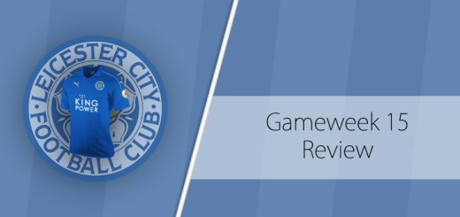 FPL Gameweek 15 Review