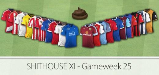 Shithouse XI
