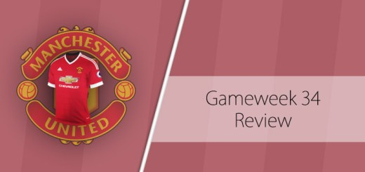Gameweek 34 Review