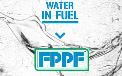 liquid fuel treatment behind FPPF logo and text