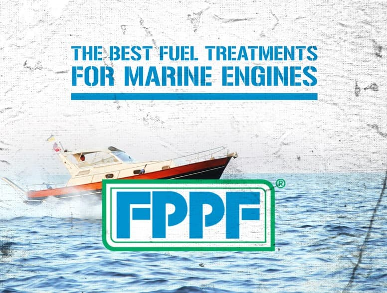 fppf logo over a boat on the water