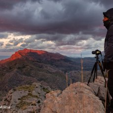 Chasing Sunset in Serra de Tramuntana, Mallorca
