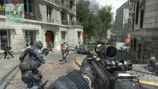 """CoD:IW: リメイクされる『MW3』のマップ""""Resistance""""を見てみよう。実在の街と「完全に一致」したことでも話題に"""