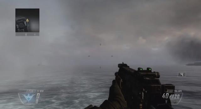 [BO2] Black Ops 2:一度は試したい?オンラインで空中浮遊グリッチ