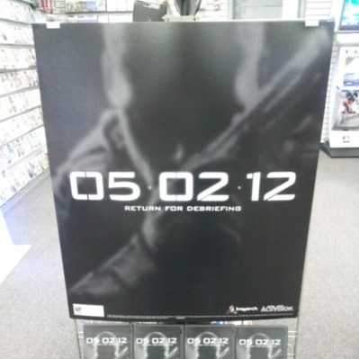 [BO2] 『Call of Duty: Black Ops 2』?『Call of Duty: ECLIPSE』?5月2日へ向けた広告イメージが続々登場!