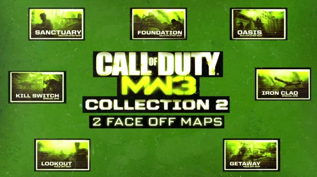 [MW3] 新ゲームモード「FACE-OFF」初トレイラー公開。まるで別のゲームのよう。