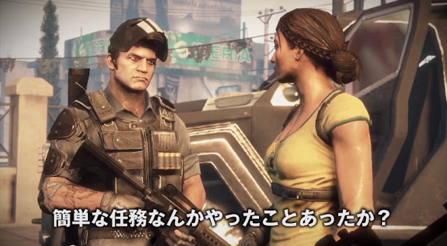 『Army of TWO: The Devil's Cartel』日本語字幕トレイラーと特典情報、国内での発売日も決定!