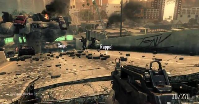 [BO2] 『Black Ops 2』ゲームプレイ動画を2パターン!1本道回避、透視スナイパーライフルの噂は本当だった