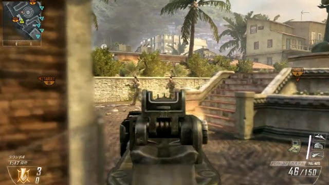 [BO2] チート:『Black Ops 2』凶悪ラグスイッチ動画(S&D編)