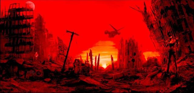 [BO2] 新ゾンビモードの舞台は崩壊後の未来?謎のイメージ画像がリーク