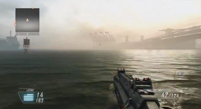 """[BO2] グリッチ:Black Ops 2:マップ""""Cargo""""の外に出る方法"""