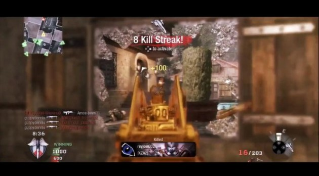 All Primary Weapons Black Ops 1 Montage