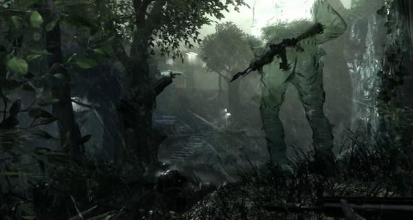 [BO2] 『Black Ops 2』キャンペーンには光学迷彩、クラス作成、チャレンジが存在し、MPマップ12枚同梱など