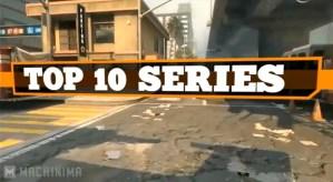 CoD: Black Ops 2 Top 10 Ranking