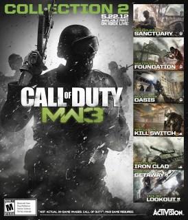 "[MW3] DLC:マップパック""COLLECTION 2"" 大量スクリーンショットと動画公開!戦場とは思えない美しさ"