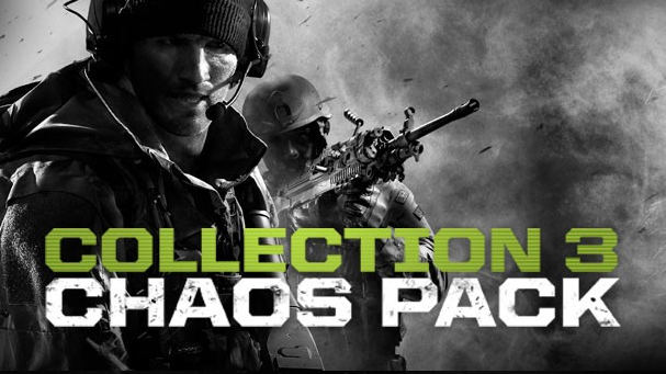 [MW3] DLC:『COLLECTION 3: CHAOS PACK』 内容まとめ(8/9配信) MW3版ゾンビモードも