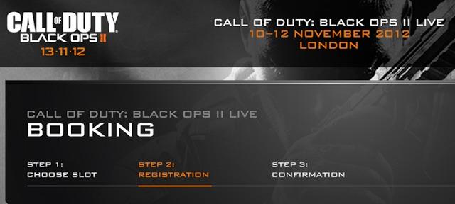 [BO2] 『Black Ops 2』英国で大規模ローンチイベントが開催!ゾンビ仕様ダイナーや新MPマップも
