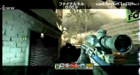 [MW3] Search & Destroy モンタージュ動画(日本語版) 4:57
