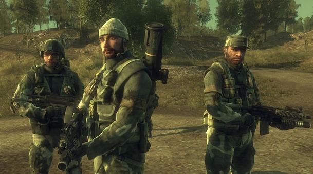 『Battlefield: Bad Company』が米でドラマ化へ。EAとFOXの共同制作!