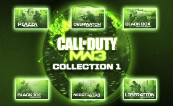 [MW3] DLC:PC版DLCパック「Collection 1」の配信はもう間もなく?